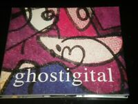 Ghostigital - Digipak CD Album Promo - 11 Great Tracks - 2006 EMI Records Ltd