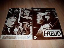 IFB 6502  Freud   MONTGOMERY CLIFT+SUSANNAH YORK
