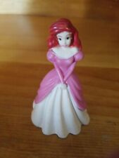 "The Little Mermaid ARIEL 3"" PVC Figure Disney Toy Figurine Cake Topper"