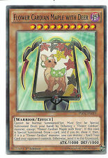 Flower Cardian Maple with Deer INOV-EN013 Yu-Gi-Oh Common Card 1st Edition New