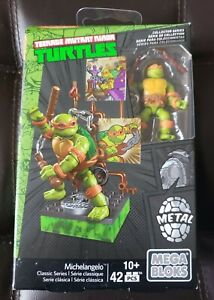 Teenage Mutant Ninja Turtles Collector Michelangelo Mini Figure Set #28906