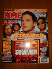 NME 2005 SEP 24 KILLERS RAKES BLOC PARTY MAXIMO PARK
