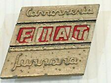 FIAT 600 multipla 850 T très rare logo du carrossier présent à l'arrière Box11