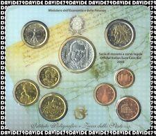 DIVISIONALE UFFICIALE MONETE ITALIA 2005 + 5 EURO ARGENTO FEDERICO FELLINI * FDC