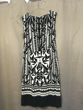 David Lawrence Dress - Black and White - Size 8 - New with tags
