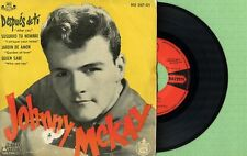 JOHNNY McKAY / After You / HISPAVOX HP 067-05 Pressing Spain 1960 EP 45 rpm VG