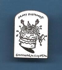 Pin's pin FIDO DIDO HAPPY BIRTHDAY (ref 039)