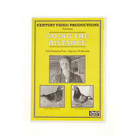Going the Distance - John Halstead RACING PIGEON DVD