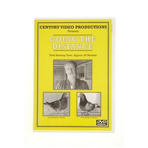 Going the Distance - John Halstead RACING PIGEON DVD