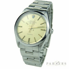 ROLEX AIR-KING OYSTER PERPETUAL STAINLESS STEEL WRISTWATCH 5500 DATED CIRCA 1982