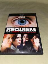 Requiem for a Dream Dvd Edited Version Darren Aronofsky Ellen Burstyn Jared Leto