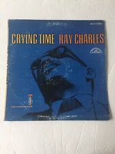 RAY CHARLES - Crying Time - ABC Paramount Vinyl LP ABCS-544, ' 1966 Soul & Jazz
