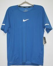 Nike Dry running mens camisa tamaño l nuevo con etiqueta