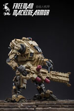 JOYTOY1/18 Sand Freeman Tactical Mech Armor Attrack Robot Figure Toy