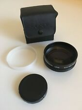 Sony Tele Conversion Lens X1.5 VCL-1546A with Caps and Case