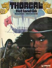 THORGAL 10 - HET LAND QA - Rosinski - van Hamme