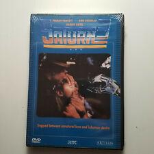 New - Saturn 3 1979 sci-fi film w/ Farrah Fawcett, Kirk Douglas (Dvd, 1999)