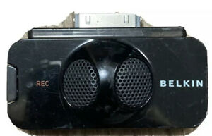 Belkin TuneTalk Mic Microphone Stereo Voice Recorder for iPod Classic iPod Video