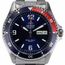 Orient 5 Deep Automatik Mako II Taucheruhr Professional Diver Pepsi FAA02009D9