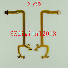 2PCS/ NEW Lens Shutter Flex Cable For Canon IXUS800 IXUS950 SD700 SD850 Camera