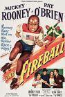 The Fireball - 1950 - Movie Poster