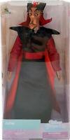 Official Disney Store Jafar Aladdin Villain Classic Doll Poseable Toy Figure NEW