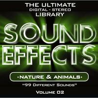 Various Artists, Sou - Sound Effects: Nature & a 2 [New CD]