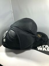 "Bioworld STAR WARS ""Darth Vader"" Character Plush Slippers Men's Medium (8-9)"