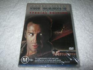 Die Hard 2: Die Harder - Special Edition - New Sealed DVD - R4