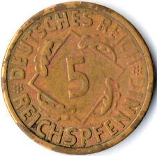 COIN / GERMANY / 5 REICHSPFENNIG 1824  #WT2912