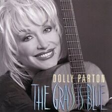 DOLLY PARTON - THE GRASS IS BLUE  CD NEUF