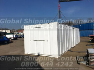 32ft x 10ft Anti Vandal Office / Canteen