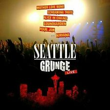Seattle Grunge Live - Nirvana / Pearl Jam / Soundgarden - Vinyl LP *NEW/SEALED*