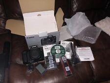 Canon EOS 5D Mark IV 30.4MP Digital SLR Camera - Black (Body Only)