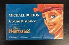 Michael Bolton Going The Distance Cassette Tape Single Sealed Disney Hercules