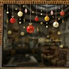 Accessory Sticker Ball Christmas Wall Decoration Festival Holiday Home