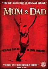 MUM & (AND) DAD Steven Sheil*Perry Benson Extreme Violent Cult Horror DVD *EXC*
