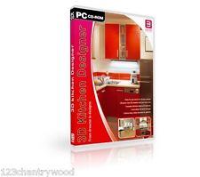 Kitchen Designer Arcon 3D software  NEW- WIN 7/8