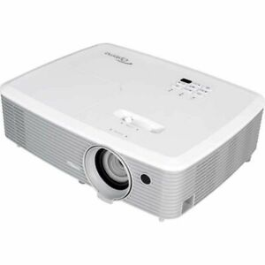 NEW OPTOMA X400+XGA 1920X1200, 4:3, 720P, 3D, 4000LUMENS, 22,000:1, HDMI