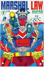 Marshal Law: Super Babilonia # 1 (one-shot, Kevin O 'Neill) (Estados Unidos, 1992)