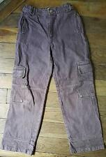 Pantalon Jean couleur Marron CATIMINI 10 ans Excellent Etat