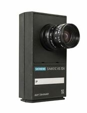 Siemens Simatic vs 724 IP 6gf1724-0aa01 + Pentax TV Lens 12 mm 1:1 .4