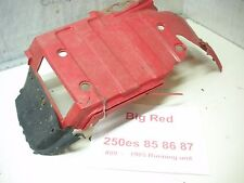 Right rear Fender cracked Big Red ATC250ES 85 86 87 video #89