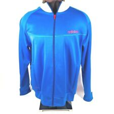 fc83bd1a8492 Adidas Italia Track Jacket 2006 FIFA World Cup Full Zip Track Large Blue