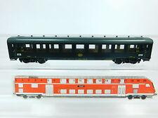 AT184-0,5# Märklin H0/AC 4069 Blech-D-Zug-Liegewagen/Personenwagen 14001 SNCB
