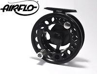 Airflo NEW Airtec Lightweight Strong Aluminium Fly Fishing Reel - Free P+P