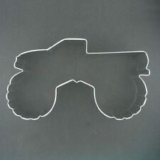 "MONSTER TRUCK 5"" METAL COOKIE CUTTER FONDANT MONSTER JAM  BIRTHDAY PARTY FAVORS"
