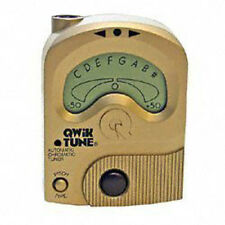 Qwick Tune QT-12 Automatic Chromatic Tuner for all instruments