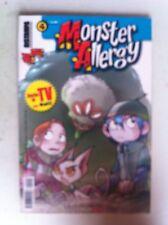 monster allergy N° 4 ristampa (che è più rara)  walt disney