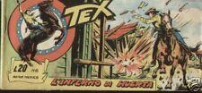 TEX A STRISCIA -  SERIE MEXICO N. 6